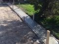 Concrete boarders